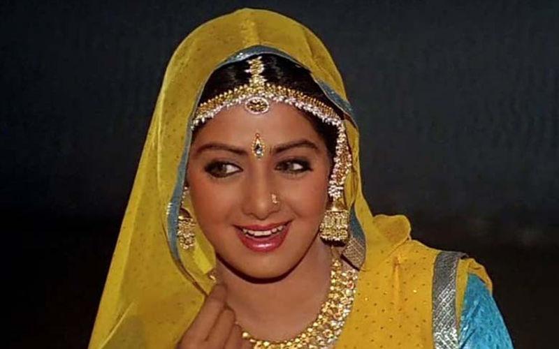 Sridevi Birthday Special: 10 Photos Of The Gorgeous Actress That Will Make You Nostalgic