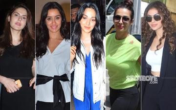 STUNNER OR BUMMER: Zareen Khan, Shraddha Kapoor, Kiara Advani, Malaika Arora Or Mouni Roy?