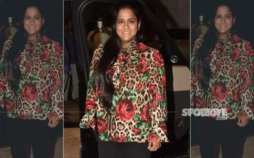 Arpita Khan Sharma Spotted Attending Manish Malhotra's House Party Days After Reports Of Second Pregnancy Surfaced
