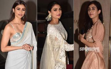 Daisy Shah, Arpita Khan Sharma, Athiya Shetty, Warina Hussain Attend Manish Malhotra's Lakme Fashion Week After-Party