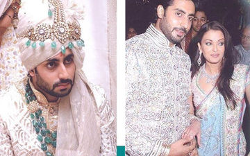 These UNSEEN Pictures From Abhishek Bachchan And Aishwarya Rai's Wedding Festivities Are Absolutely Dream-Like!