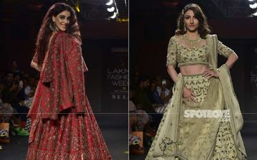 Lakme Fashion Week 2019: Genelia D'Souza And Soha Ali Khan Captivate The Audience With Their Desi Looks