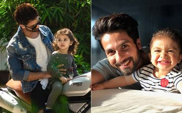 Happy Birthday Misha Kapoor: Shahid Kapoor And Mira Rajput's Little Girl Turns 3, Check Out Her Cutest Pictures!