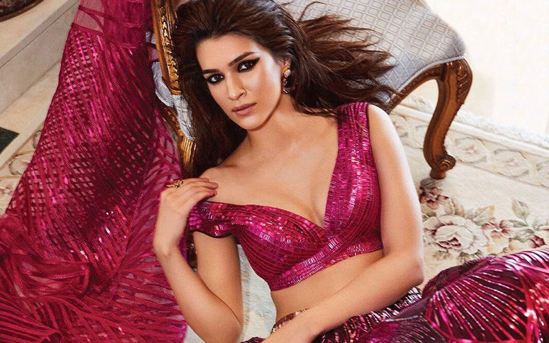 Kriti Sanon Will Make You Sweat With Her Latest Sultry Photo Shoot