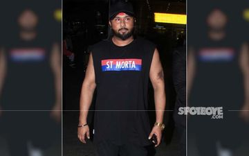 Yo Yo Honey Singh Piles On The Pounds, Looks Unrecognisable In These Airport Pictures