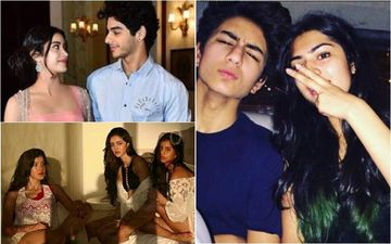Happy Friendship Day 2019: From Suhana Khan To Ananya Panday, Bollywood Star Kids Who Are BFF Goals!