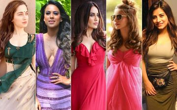 BEST DRESSED & WORST DRESSED Of The Week: Sanjeeda Shaikh, Nia Sharma, Surbhi Jyoti, Aamna Sharif Or Bhumika Gurung?