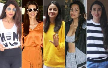 STUNNER OR BUMMER: Shilpa Shetty, Kriti Sanon, Ananya Panday, Malaika Arora Or Karisma Kapoor?