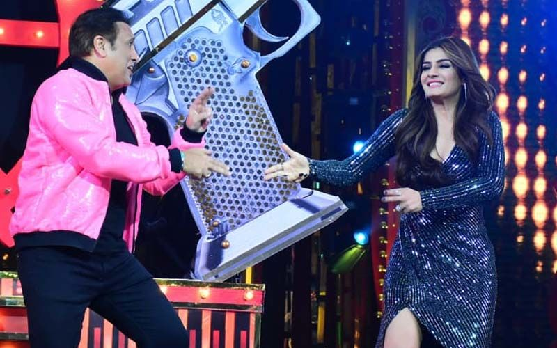 Nach Baliye 9: This Video Of Raveena Tandon And Govinda Shaking A Leg To 'Ankhiyo Se Goli Maare' Will Give You Major Throwback Feels