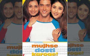 17 Years Of Mujhse Dosti Karoge: 5 Iconic Shots From Hrithik Roshan, Kareena Kapoor Khan & Rani Mukerji Starrer