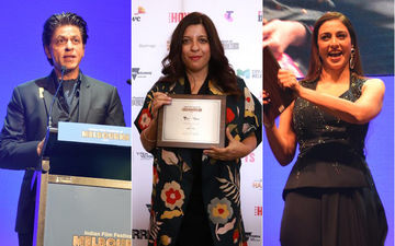 IFFM 2019 Winners List: Top Honours For Shah Rukh Khan, Zoya Akhtar, Tabu