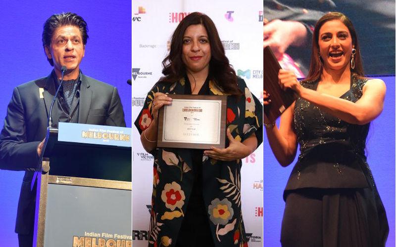 IFFM 2019 Winners List: Top Honours For Shah Rukh Khan, Zoya Akhtar, Tabu