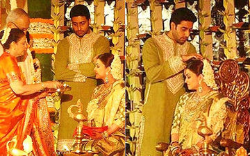 Aishwarya Rai-Abhishek Bachchan's Throwback Baby Shower Pictures From Nine Years Ago Are Pure Magic