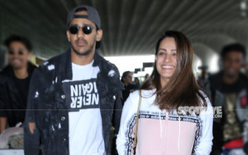 Anita Hassanandani And Rohit Reddy Jet Off To Goa, All Set To Unwind