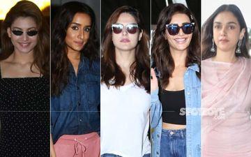 STUNNER OR BUMMER: Urvashi Rautela, Shraddha Kapoor, Zareen Khan, Karishma Tanna Or Aditi Rao Hydari?
