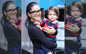 Sunny Leone And Her Kids Are Here To Brighten Up Your Dull Saturday, Pics Inside