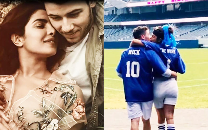 Priyanka Chopra Steals Kisses With Hubby Nick Jonas On His Birthday; Shares A Saccharine Sweet Video With Unseen Footage