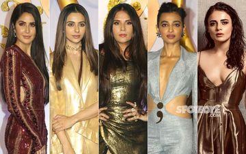 BEST DRESSED & WORST DRESSED At IIFA Rocks 2019: Katrina Kaif, Rakul Preet Singh, Richa Chadha, Radhika Apte Or Radhika Madan?