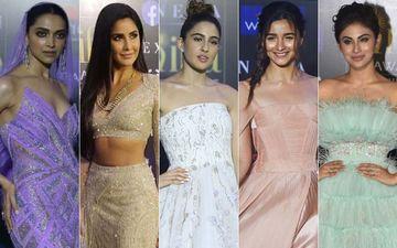 BEST DRESSED & WORST DRESSED At IIFA 2019: Deepika Padukone, Katrina Kaif, Sara Ali Khan, Alia Bhatt Or Mouni Roy?