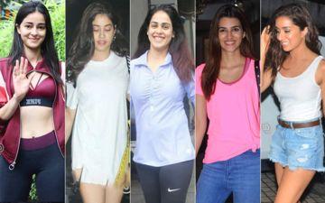 STUNNER OR BUMMER: Ananya Panday, Janhvi Kapoor, Genelia Deshmukh, Kriti Sanon Or Shraddha Kapoor?