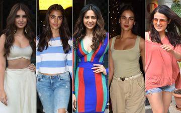 STUNNER OR BUMMER: Tara Sutaria, Pooja Hegde, Rakul Preet Singh, Sonal Chauhan Or Radhika Madan?