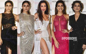 BEST DRESSED & WORST DRESSED At The Vogue Beauty Awards 2019: Sara Ali Khan, Alia Bhatt, Malaika Arora, Kriti Sanon Or Sonali Bendre?