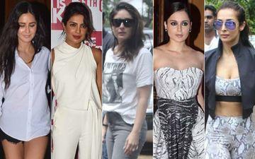 STUNNER OR BUMMER: Katrina Kaif, Priyanka Chopra Jonas, Kareena Kapoor Khan, Kangana Ranaut Or Malaika Arora?