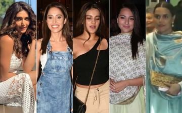 STUNNER OR BUMMER: Karishma Tanna, Nushrat Bharucha, Nidhhi Agerwal, Sonakshi Sinha Or Neha Dhupia?