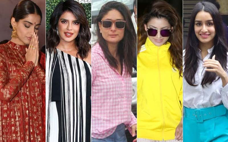 STUNNER OR BUMMER: Sonam Kapoor, Priyanka Chopra Jonas, Kareena Kapoor Khan, Urvashi Rautela Or Shraddha Kapoor?