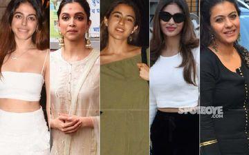 STUNNER OR BUMMER: Alaya F, Deepika Padukone, Sara Ali Khan, Mouni Roy Or Kajol?