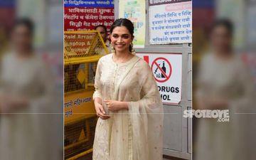 Chhapaak In Cinemas: Deepika Padukone Visits Siddhivinayak Temple To Seek Divine Intervention