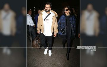 New Year 2020: Virat Kohli-Anushka Sharma Are Back In The Bay After A Romantic Celebration In Switzerland