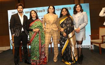 Panga In Delhi: Kangana Ranaut, Neena Gupta, Jassie Gill And Team Dress Up All Nice In The Capital
