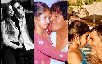 National Girl Child Day 2020: Suhana Khan, Ananya Panday, Nitara's Cutest Pics With Their Star Dads
