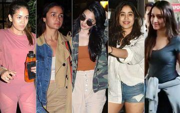 STUNNER OR BUMMER: Mira Rajput, Alia Bhatt, Kiara Advani, Janhvi Kapoor Or Shraddha Kapoor?