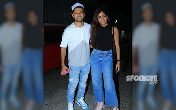 Ahead Of Valentine's Day 2020, Vatsal Sheth And Ishita Dutta Go On Movie Date