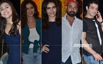 Ekta Kapoor's Mega Bash For Mom Shobha Kapoor's Birthday: Krsytle D'Souza, Ridhima Pandit Dance Away, Karishma Tanna, Shabbir Ahluwalia, Karan Patel Attend