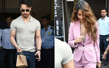 Disha Patani Takes Break From Malang Promotions; Goes On A Sexy Date With Tiger Shroff