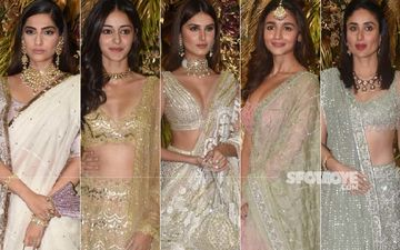 BEST DRESSED & WORST DRESSED At Armaan Jain's Reception: Sonam Kapoor, Ananya Panday, Tara Sutaria, Alia Bhatt Or Kareena Kapoor Khan?