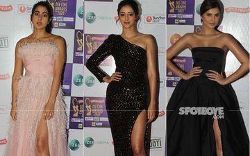 Zee Cine Awards 2020: Newbies Sara Ali Khan, Ananya Panday, Tara Sutaria Glam Up The Red Carpet