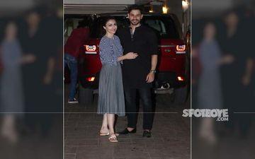 Soha Ali Khan-Kunal Kemmu's Night-In At Kareena Kapoor Khan-Saif Ali Khan's Residence