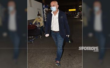 Coronavirus Outbreak: Anupam Kher Returns Home Safely From The US Amid COVID-19 Scare