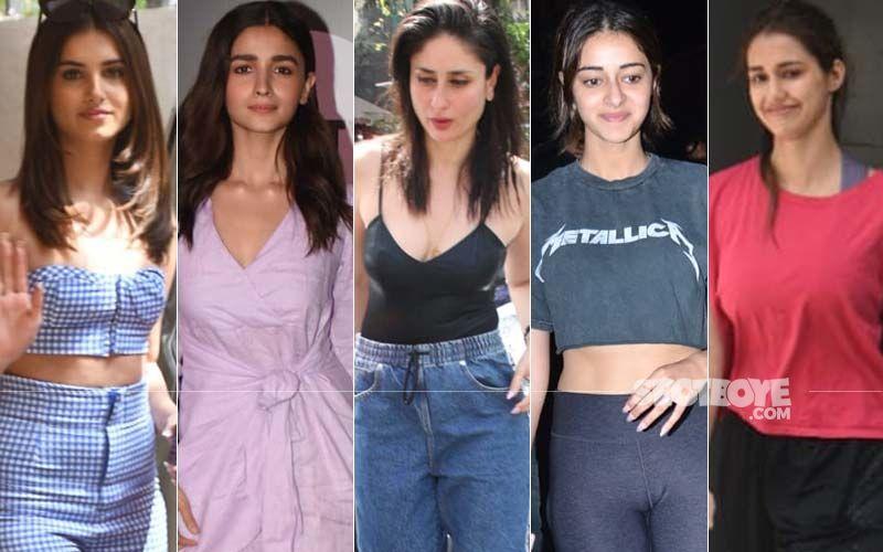 STUNNER OR BUMMER: Tara Sutaria, Alia Bhatt, Kareena Kapoor, Ananya Panday Or Disha Patani?