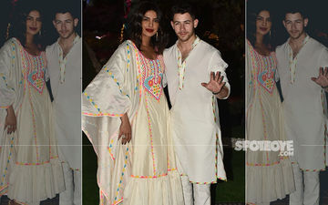 Ambani Holi 2020: Priyanka Chopra And Nick Jonas Make A Splash At Isha Ambani Piramal's  Bash