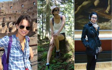 Kangana Ranaut's Trip To Italy Is Truly Eye-Pleasing; Actress Shares A Glimpse Of Europe In 2008 Through TB Pics