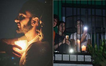 PM Modi's #9pm9minute Blackout: Deepika Padukone, Ranveer Singh, Ananya Panday Light Candles, Flash Lights In Their Balconies