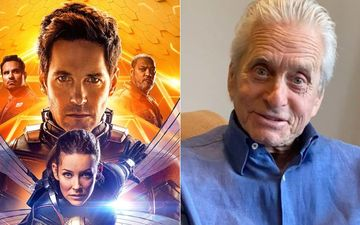 Ant-Man 3 Coming Soon? Michael Douglas Teases Update And Asks Fans To 'Hang Tight'–VIDEO