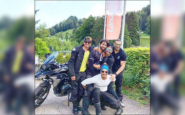 Shahid Kapoor, Ishaan Khatter, Kunal Kemmu's Biker Gang Pics Are Enviable AF