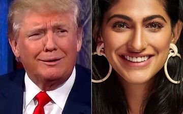 Kubbra Sait Trolls Donald Trump's Bizarre Statement 'Kidney Has Special Place In The Heart', Her Brutal Reply Has Left Us In Splits