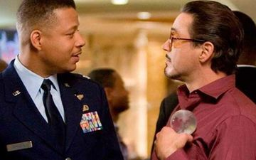 Robert Downey Jr's Iron Man Co-Star Terrence Howard Claimed RDJ IGNORED Him When Asked To Repay 100 Million Dollar Favor